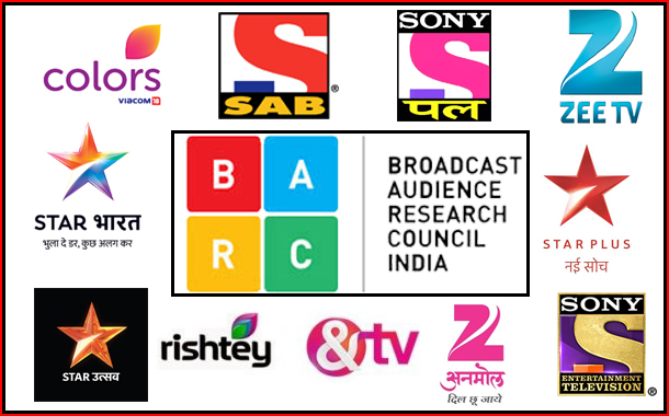 BARC Wk 48: Zee TV back on top of U+R; Colors retains its Urban leadership