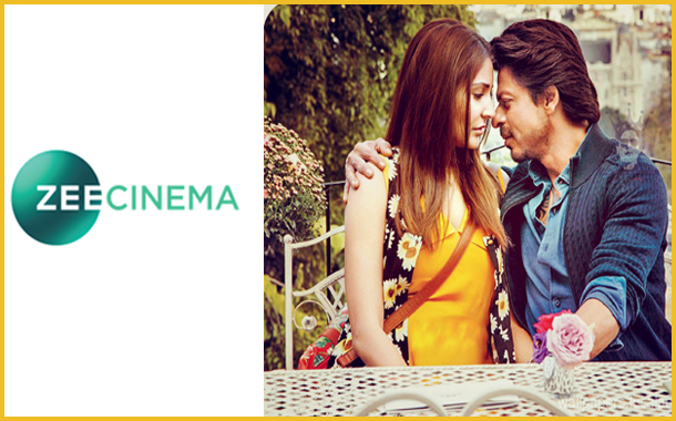 Zee Cinema to air 'Jab Harry Met Sejal' on 10th December