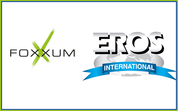 Eros Now Collaborates with Foxxum