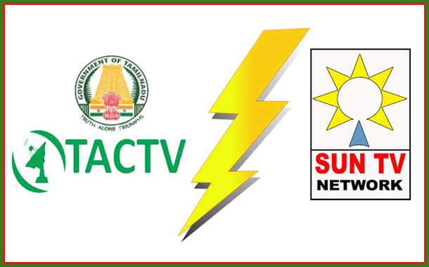 Sun TV Network stops digital feed to Arasu Cable; in return gets blocked-out from Analogue feeds