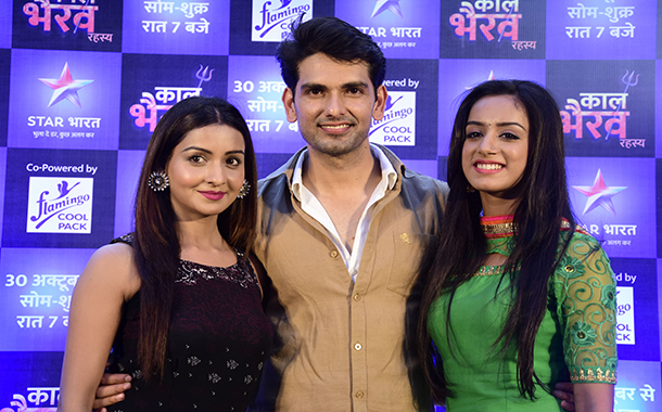 Kaal Bhairav Rahasya on Star Bharat completed 100 episodes on-air