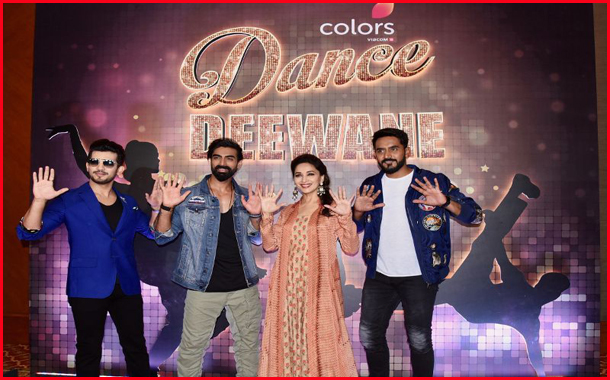 Colors to premiere weekend reality show Dance Deewane on 2nd June