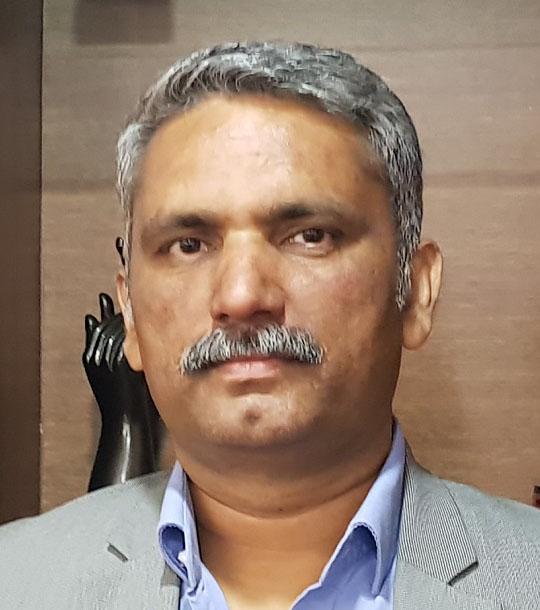 Deepak Kumar, Vice President, CLab,
