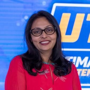 Vita Dani, League owner of CEAT UTT Powered by Kellogg's