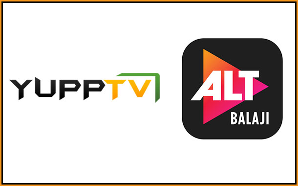YuppTV partners with ALTBalaji to offer its users with Balaji