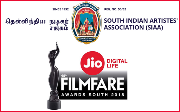 Tamil Film Industry boycotts Filmfare Awards South 2018