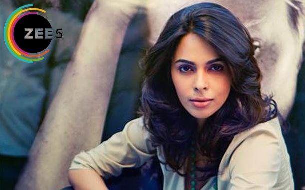 Malika Sherwat to make her web series debut with Zee5