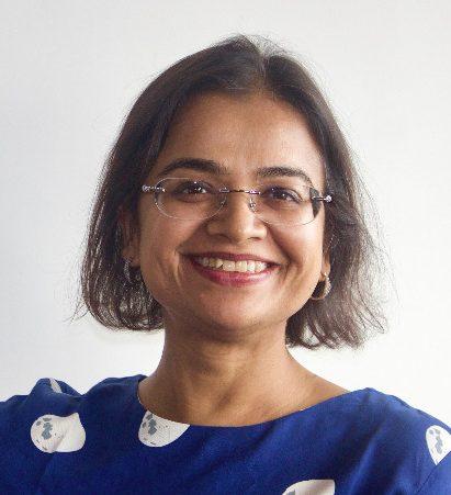 Nandini Mansinghka