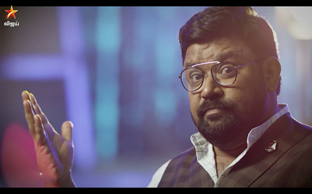 Vijay TV to launch reality game show Divided