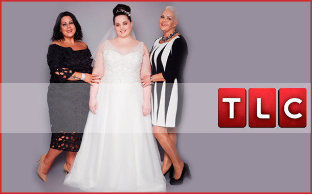 741b3517e TLC to premiere Curvy Bride Boutique for plus size brides on 16th July