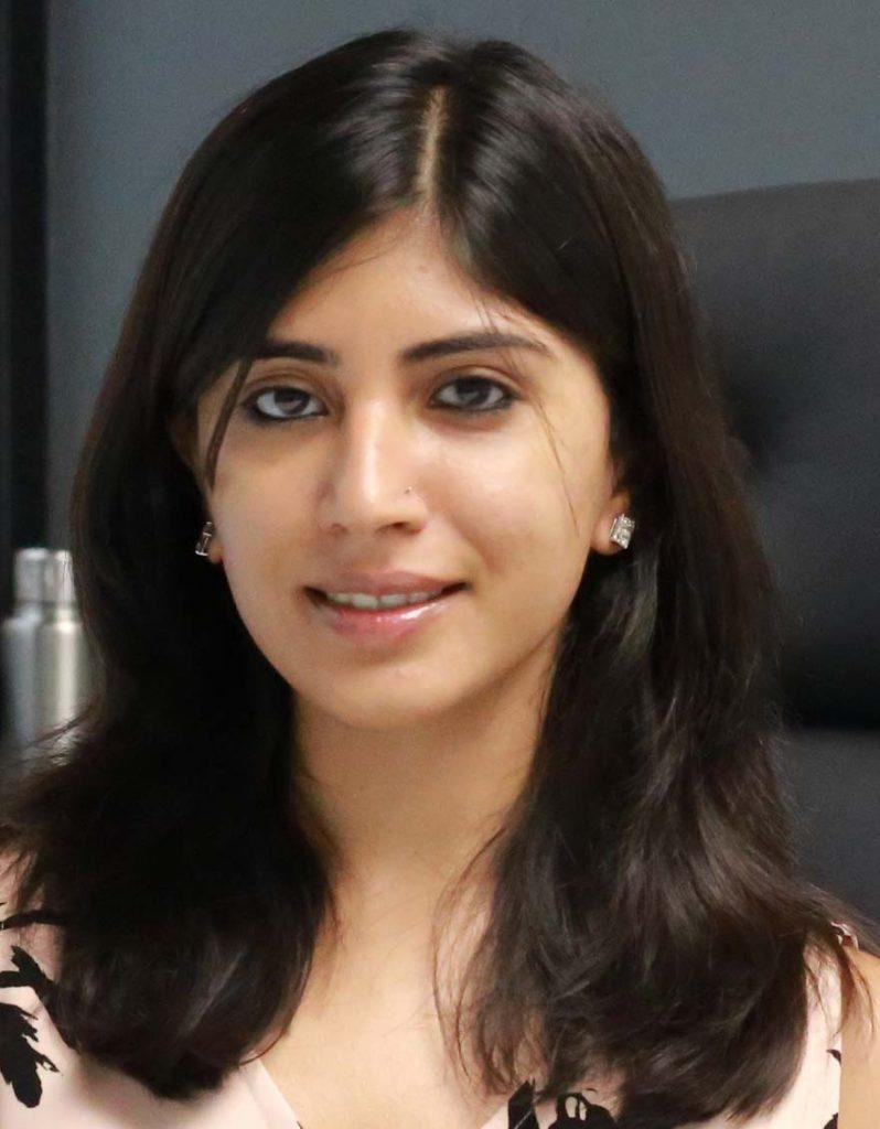 Alisha Malik- Vice President, Marketing, Mochi Shoes and Accessories