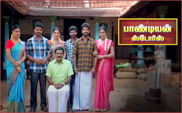 Vijay TV launches new weekday fiction show Pandian Stores from 1st Oct
