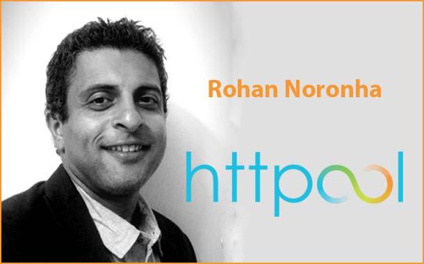 Httpool appoints Rohan Noronha as Head - Quora at Httpool India