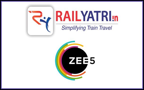 ZEE5 joins hands with RailYatri