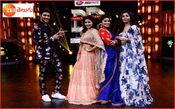 Zee Telugu launches dance reality show Dance Jodi Dance on