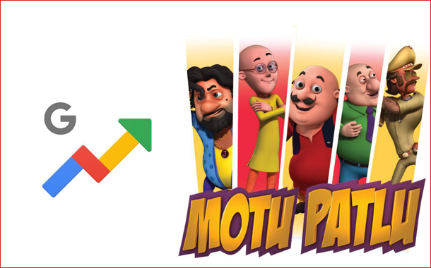 Motu Patlu declared the most popular Indian TV show in the