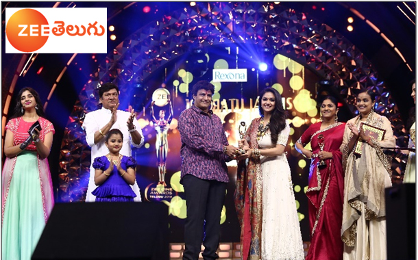 Zee Telugu successfully hosts the first edition of Zee Cine