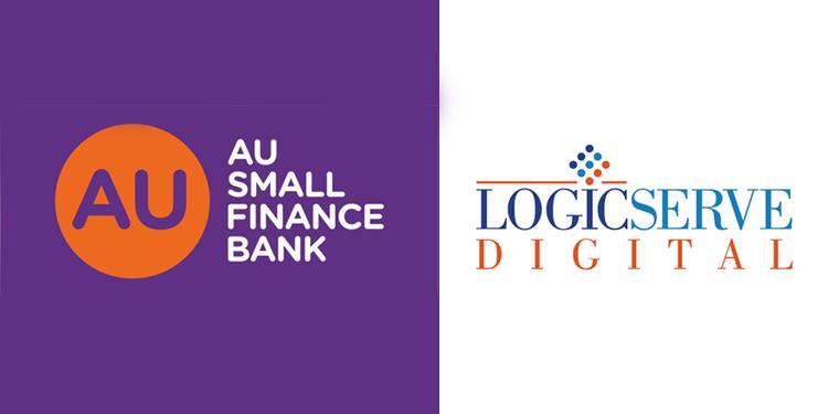 Logicserve Digital Wins The Digital Mandate For Au Small Finance Bank