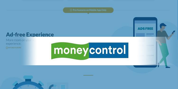 Moneycontrol launches its premium subscription service