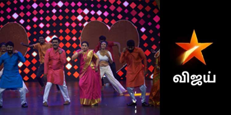 Vijay TV recognises talents in the 5th Annual Vijay Television Awards