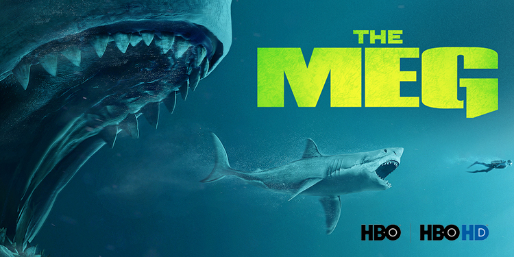 Hbo And Hbo Hd To Premiere Deep Sea Thriller The Meg On 23rd June