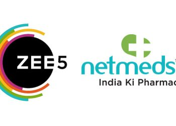 ZEE5 associates with Netmeds com