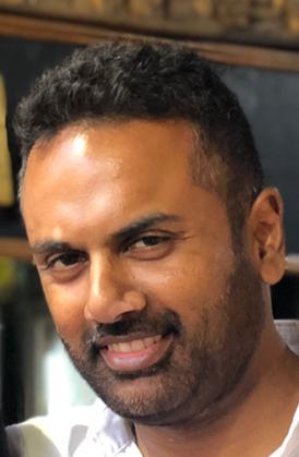 Anoop Manohar