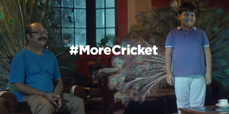 Sony Sports Network unveils #MoreCricket campaign for India tour of
