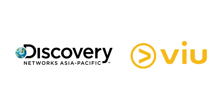 Discovery APAC collaborates with OTT platform Viu to
