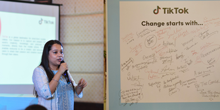 TikTok organises NGO Training Workshop in Rajasthan in partnership