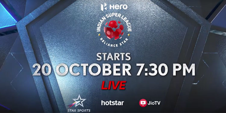 Hero Indian Super League Season 6 campaign by Star Sports ...