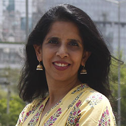 Nirupama Subramanian