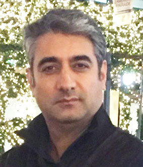 Arshad Shawl, founder, Alliance Advertising