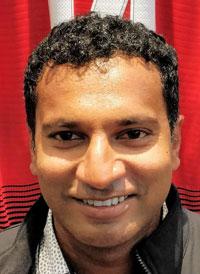Ashish Lingamneni