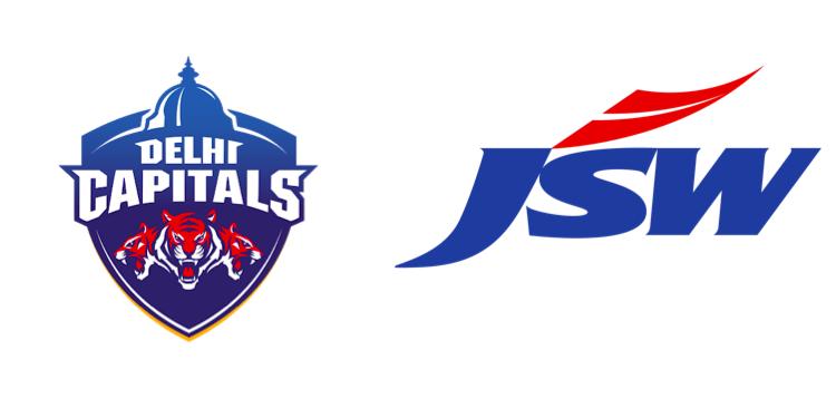 Delhi Capitals Announces Jsw Group As Its Principal Sponsor For Ipl 2020
