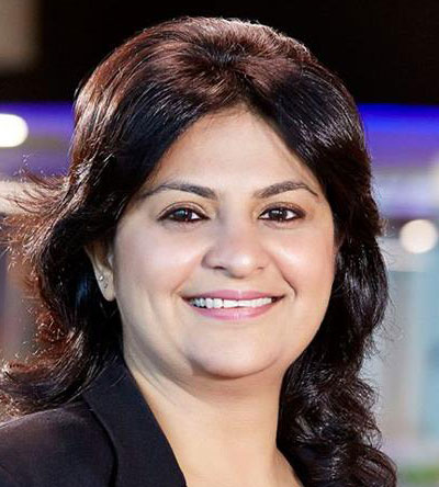 Meera Chopra, Founder, HerHQ Media