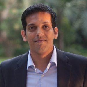 Vijayaraghavan Venugopal, CEO of Fast&Up
