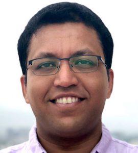 Chirdeep Shetty, CEO of Quintype
