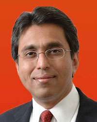 Anish Shah, Deputy Managing Director and Group CFO, Mahindra Group