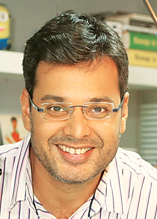 Tushar Garg, Creative Director & Founder of Reverse Thought