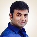 D Arun Chandran, Managing Director, AMK Krishna