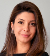 JoAnn Kharma, Regional Communications Manager, for BIC Middle East, Africa, and India,