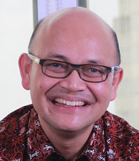 Guntur Siboro, General Manager, Lionsgate Play Indonesia.