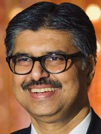 Rajeev Karwal, Chairman Milagrow Robots