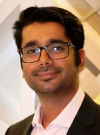 Saboor Ahmad, CEO, Servhub