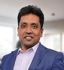 Sashi Gumma, CEO, Supermarkets,