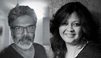 Nisha Singhania and Ramanuj Shastry, Founding Partners of Infectious Advertising
