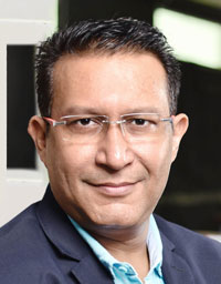 Vikas Bagaria, Founder and CEO, Pee Safe
