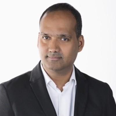 Rajesh Nair, VP Business Development, Distroscale