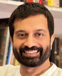 Sajan Raj Kurup, Founder and Chairman, Creativeland Asia
